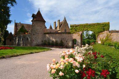 Entrèe du château
