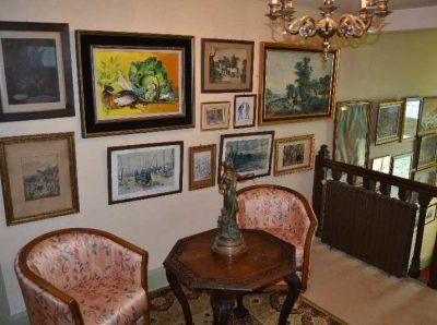 Galerie peintures